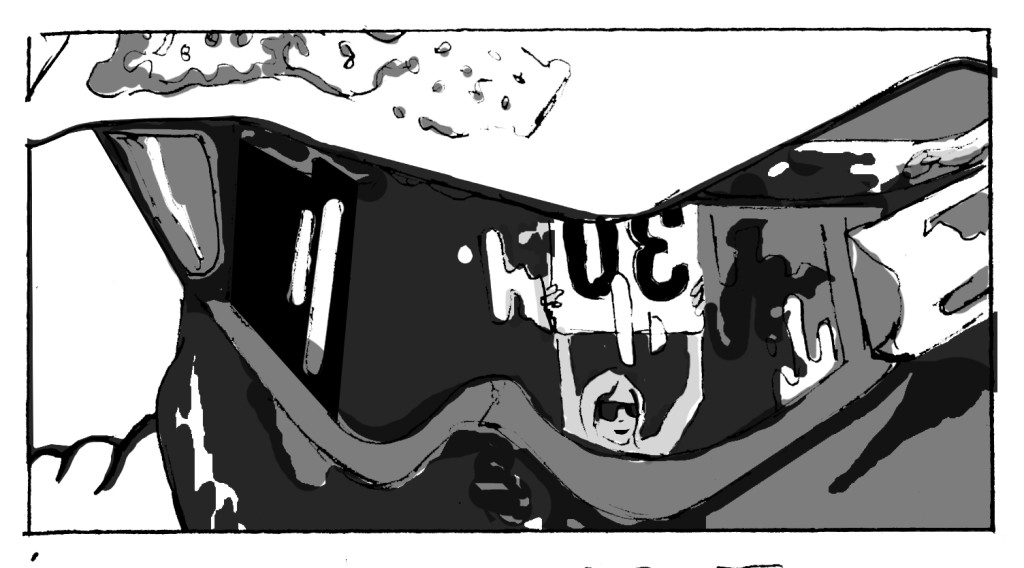Mud, Blood and Motocross: The Graphic Novel By Mick Wade